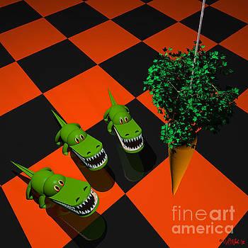 Walter Oliver Neal - Veggie Gators