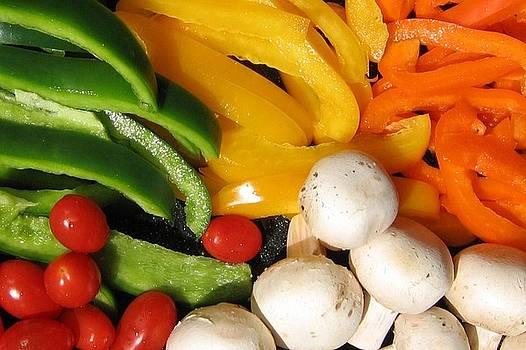 Veggies To Go by Krista Barth
