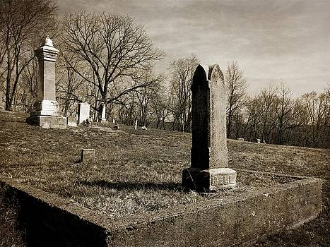Kyle West - Vegors Cemetery
