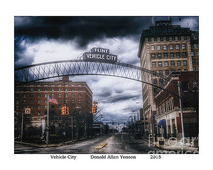 Vehicle City by Donald Yenson