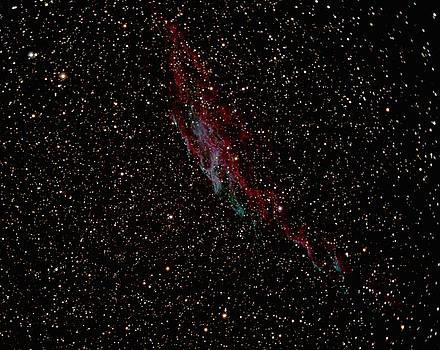 Veil Nebula by Jim Allsopp