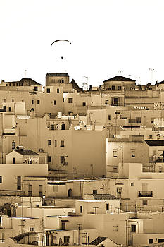 Vejer Rooftops by Neil Buchan-Grant