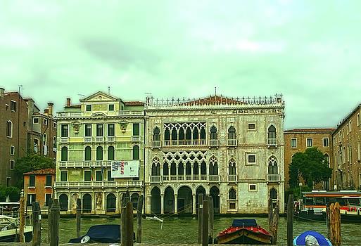 Venetian Aternoon by Anne Kotan