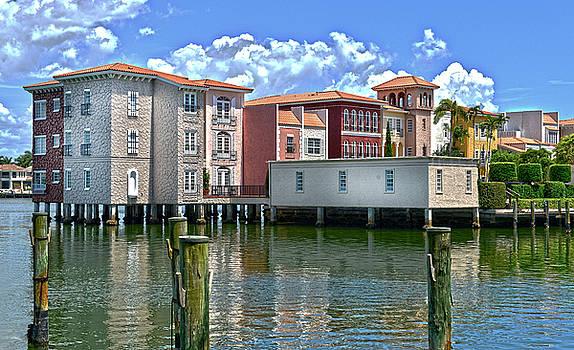 Venetian Bay by Jeffrey Hamilton