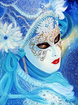 Venetian Carnival Mask 2015 by Leonardo Ruggieri