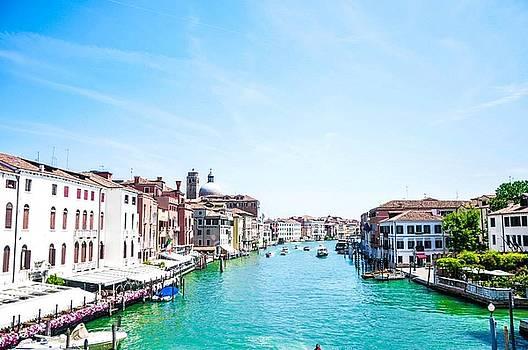 Venetian Fantasy by Nicole Radlow