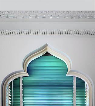 Nikolyn McDonald - Venetian Gothic - Window