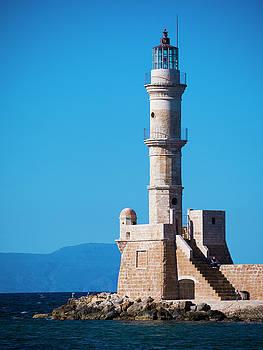 Venetian Lighthouse by Rae Tucker