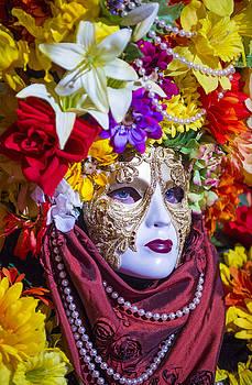 Venetian mask by Kobby Dagan