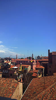 Venetian Skyline by Anne Kotan