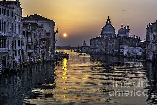 Venetian Sunrise by Steve Rowland