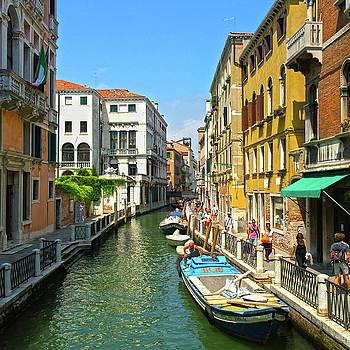 Venetian Sunshine by Anne Kotan