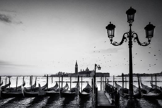 Venetian View by Andrew Soundarajan