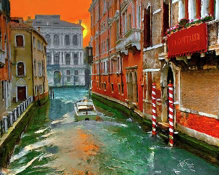 Venezia. Ca'Gottardi by Juan Carlos Ferro Duque