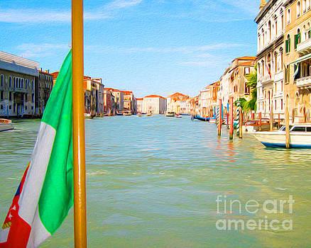 Venezia by Joseph Re
