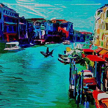 Venice 2  by Dyana  Jean