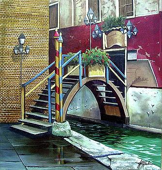 Venice 2 by James R Hahn