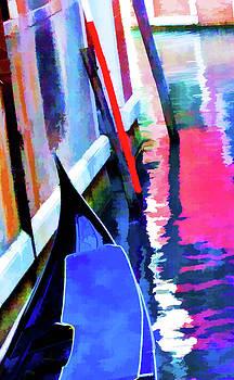 Rochelle Berman - venice abstract