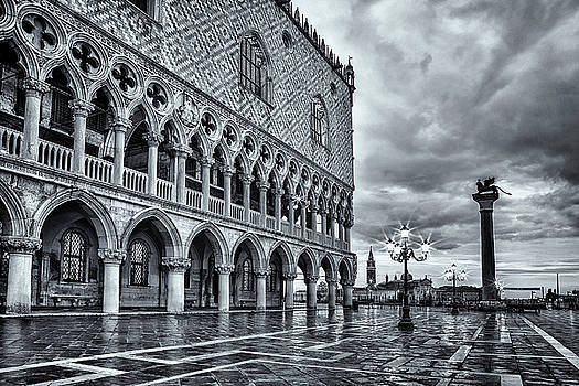 Venice after the Rain by Andrew Soundarajan