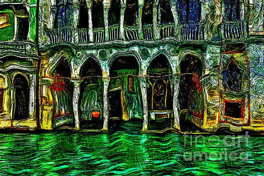 Venice Architecture by Milan Karadzic