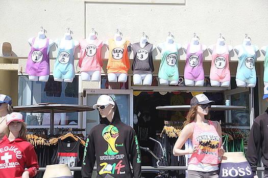 Chuck Kuhn - Venice Beach clothes