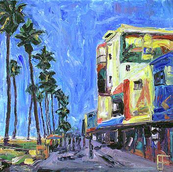 Allen Forrest - Venice Beach Strand