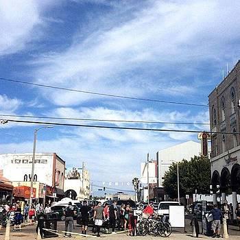 Venice Beach #veniceca #venicebeach by Claudia Garcia Trejo