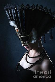 Venice Carnival Mask by Dimitar Hristov