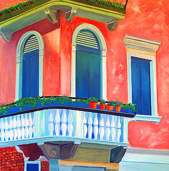 Venice Charm by JoeRay Kelley