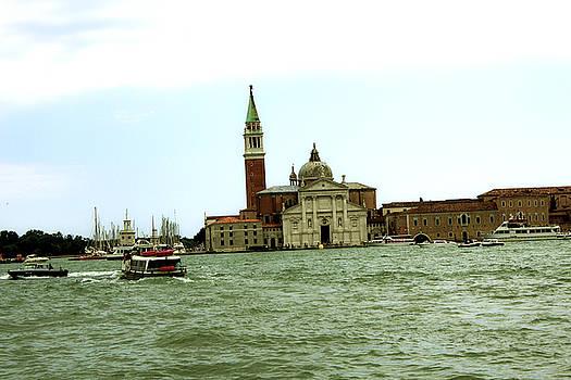 Venice church by Milan Mirkovic