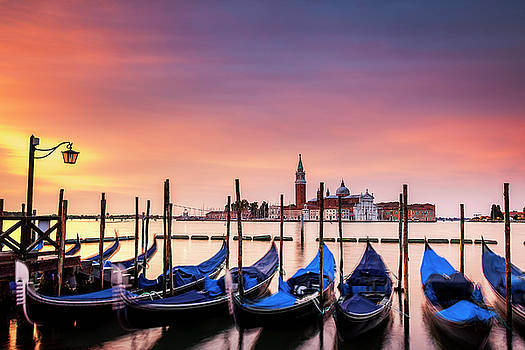 Venice Colors by Andrew Soundarajan
