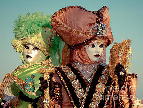 Marc Daly - Venice cosplayers 1