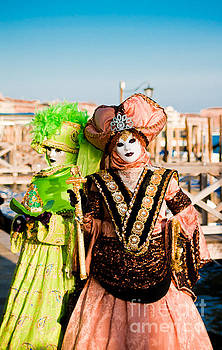Marc Daly - Venice cosplayers 6