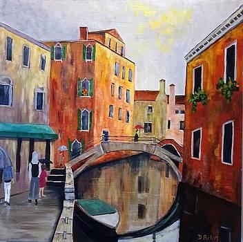 Venice  by Diane Arlitt