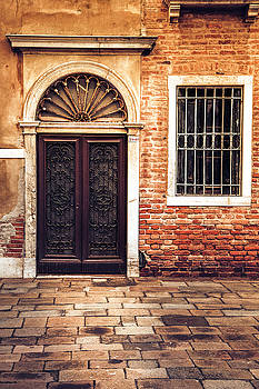 Venice Door by Andrew Soundarajan