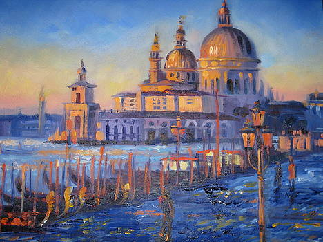 Venice by Ekaterina Pozdniakova