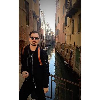 venice. Finally Made It :) by Dustin Belt