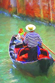 Dennis Cox - Venice Gondola Series #3