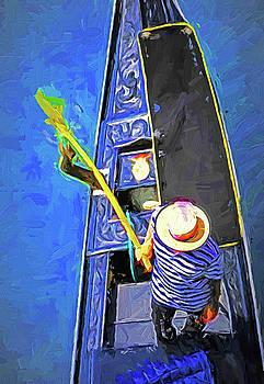 Dennis Cox - Venice Gondola Series #4