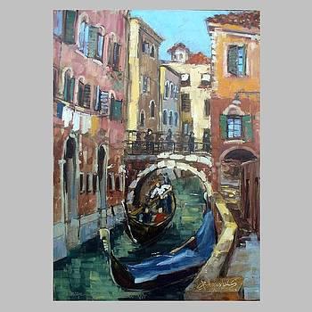 Venice by Ilona Filip