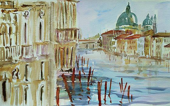 Xueling Zou - Venice Impression III