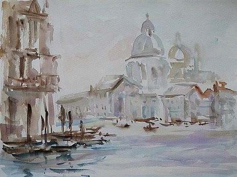 Xueling Zou - Venice Impression VI