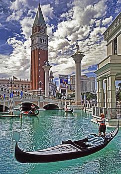 Dennis Cox - Venice in Vegas