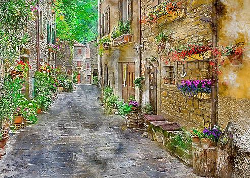Venice Italy  by Marvin Blaine