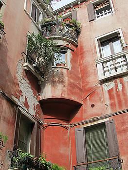 Venice Italy Street by Lisa Boyd