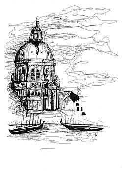 Venice by Katerina Kopaeva