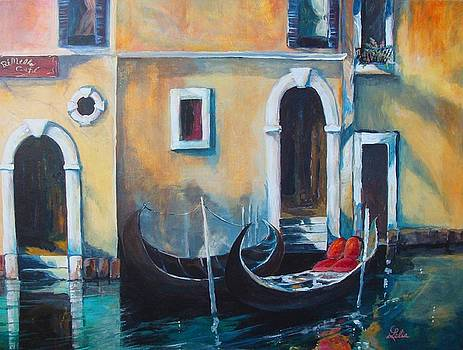 Venice by Lelia DeMello
