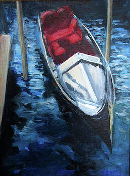 Venice by Liberty Dickinson