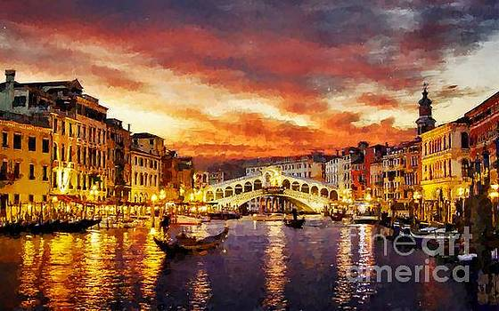 Venice by MS  Fineart Creations
