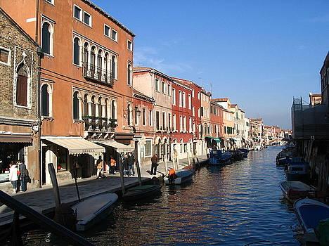 Yvonne Ayoub - Venice Murano Italy